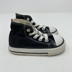 Converse Baby Sneakers Size 4 (A129)